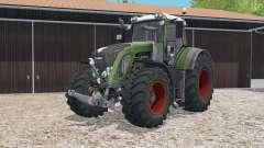 Fendt 933 Vario chalet green для Farming Simulator 2015