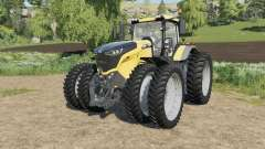 Challenger 1000 american wheels для Farming Simulator 2017