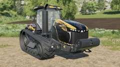 Challenger MT800E Field Python для Farming Simulator 2017