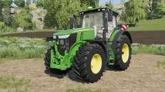 John Deere 7R-series chiptuning для Farming Simulator 2017