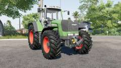 Fendt 900 Vario TMS animated hydraulics для Farming Simulator 2017