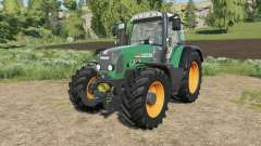 Fendt 800 Vario TMS improved model для Farming Simulator 2017