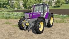 Fendt Favorit 500 C Turboshift design colorable для Farming Simulator 2017