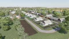 Село Ягодное v2.0.1 для Farming Simulator 2017