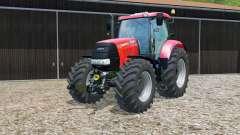 Case IH Puma 230 CVX pigment red для Farming Simulator 2015