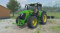 John Deere 7930 manual ignition для Farming Simulator 2013
