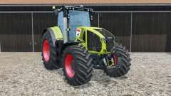 Claas Axion 950 android green для Farming Simulator 2015