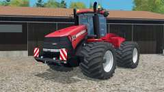 Case IH Steiger 550 red ribbon для Farming Simulator 2015