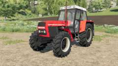 Zetor 16145 added beacons and aprons для Farming Simulator 2017