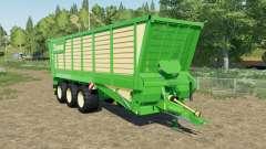 Krone TX 560 D & ZX 560 GD для Farming Simulator 2017