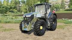 John Deere 7R-series Chrome Edition для Farming Simulator 2017