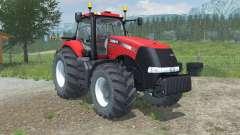 Case IH Magnum 370 CVX digital speedometer для Farming Simulator 2013