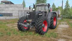 Fendt 930 Vario TMS Black Beautỿ для Farming Simulator 2017