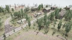 Посёлок и Уральский ҳребеҭ 2 для MudRunner