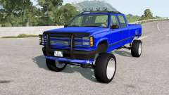 Gavril D-Series Any Level Lift v0.20 для BeamNG Drive