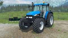 New Holland TM 190 manual ignition для Farming Simulator 2013