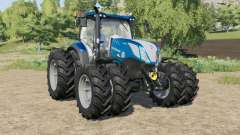New Holland T6-series Blue Power для Farming Simulator 2017