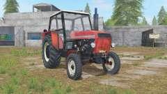 Zetor 8111 carmine pink для Farming Simulator 2017
