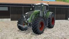 Fendt 933 Vario mughal green для Farming Simulator 2015
