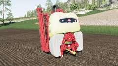 Hardi Mega 2200 work speed 30 km-h для Farming Simulator 2017