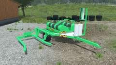 McHale 991 malachite для Farming Simulator 2013