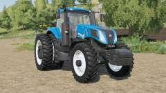 New Holland T8-series American для Farming Simulator 2017