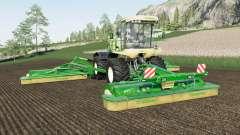 Krone BiG M 500 no errors для Farming Simulator 2017