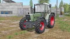 Fendt Farmer 307&309 LSA Turbomatik для Farming Simulator 2017