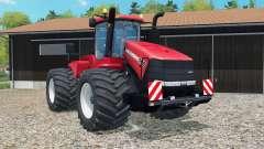 Case IH Steiger 500 light brilliant red для Farming Simulator 2015