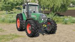 Fendt 800 Vario TMS hose system installed для Farming Simulator 2017