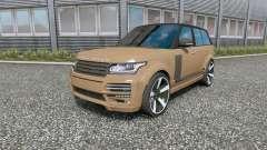 Land Rover Range Rover Vogue (L405) Startech для Euro Truck Simulator 2