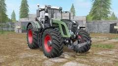 Fendt 936 Vario wheels selection для Farming Simulator 2017