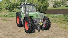Fendt Favorit 511&515 C Turboshift для Farming Simulator 2017