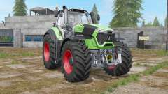 Deutz-Fahr 9-series TTV Agrotron engine upgrade для Farming Simulator 2017