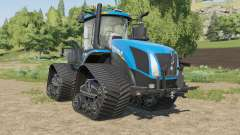 New Holland T9.700 SmartTrax three-point hitch для Farming Simulator 2017