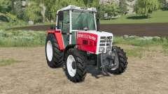 Steyr 8090A Turbo dead weight 3400 kg. для Farming Simulator 2017