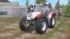 Steyr Profi CVT для Farming Simulator 2017