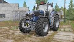 Deutz-Fahr Serie 9 TTV Agrotron Winter Edition для Farming Simulator 2017