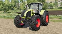 Claas Axion 900 rim color для Farming Simulator 2017