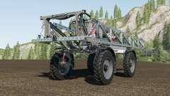 Hardi Rubicon 9000 capacity 40000 liters для Farming Simulator 2017