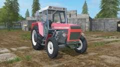 Zetor 8111 pastel red для Farming Simulator 2017