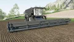 Ideal 9T with adjusted grain tank для Farming Simulator 2017