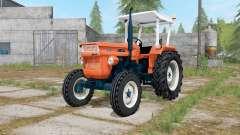 Fiat 400〡500 series для Farming Simulator 2017