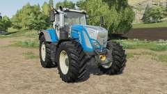 Fendt 900 Vario customized camera для Farming Simulator 2017