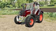 Fendt 300 Vario multicolor metallic для Farming Simulator 2017