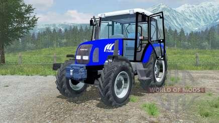 FarmTrac 80 4WD niebieski для Farming Simulator 2013
