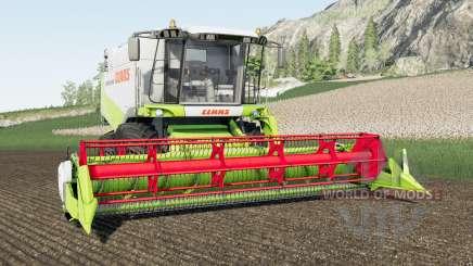 Claas Lexion 530 & S 600 для Farming Simulator 2017