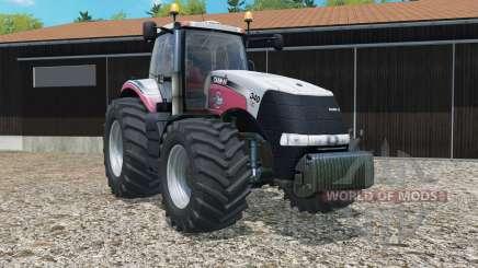 Case IH Magnum 340 CVX 25 Years Edition Design для Farming Simulator 2015
