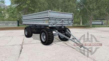 Fortschritt HW 80 mit ackerbereifung для Farming Simulator 2015