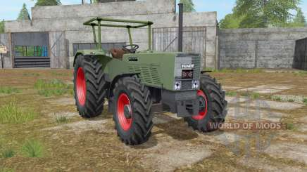 Fendt Favorit Turbomatik pack для Farming Simulator 2017